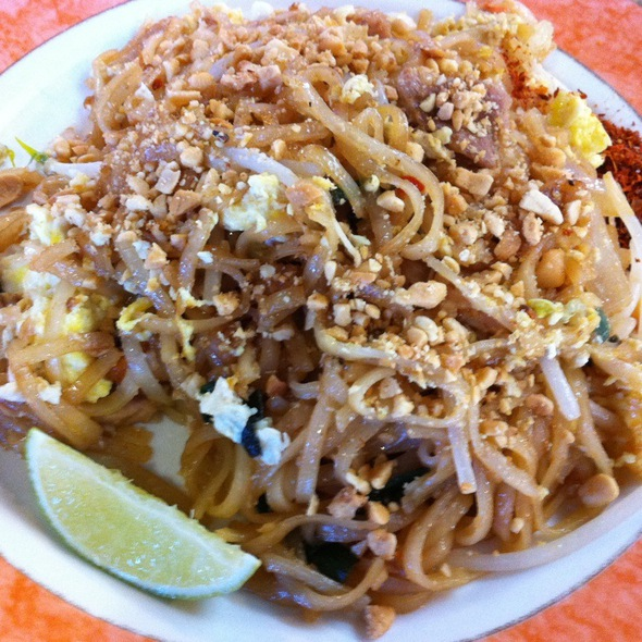Rice Noodles @ Rice Paper