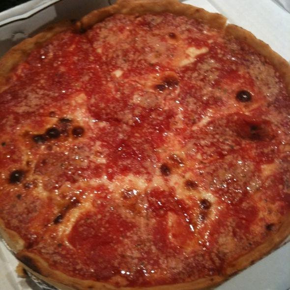 Pizza @ Lou Malnati's Pizzeria