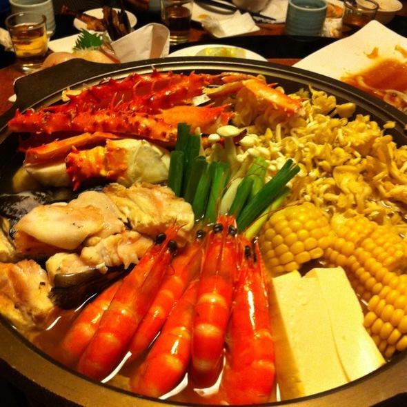 火鍋 @ 松屋日式料理