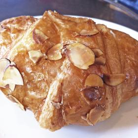 Almond croissant - Il Fornaio - Palo Alto, Palo Alto, CA