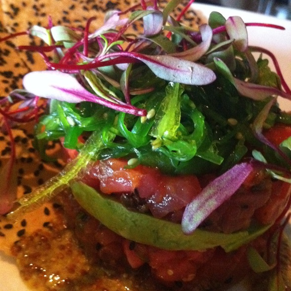 Tuna Tartare - Tantalum, Long Beach, CA