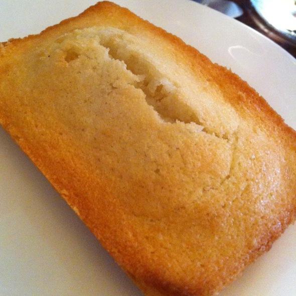 Almond Cake - Le Zinc, San Francisco, CA
