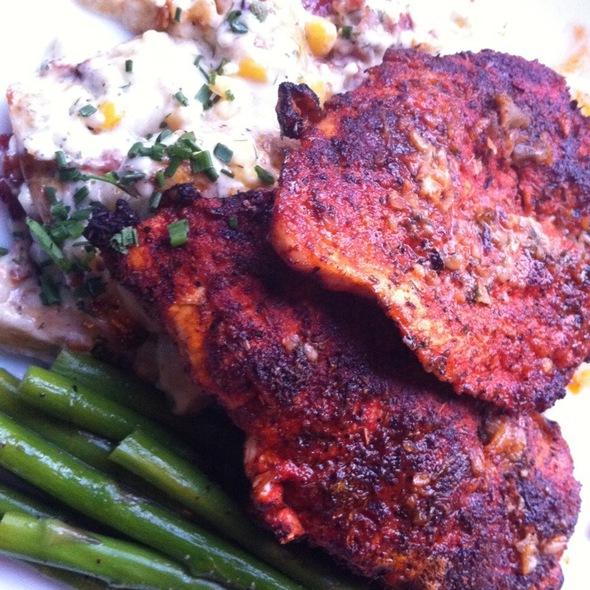 Cajun Chicken @ Earls Restaurant