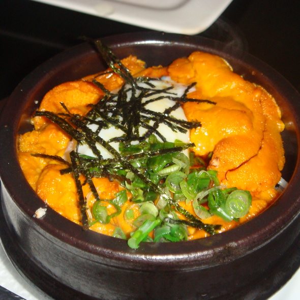Uni Rice @ Tanto Japanese Restaurant