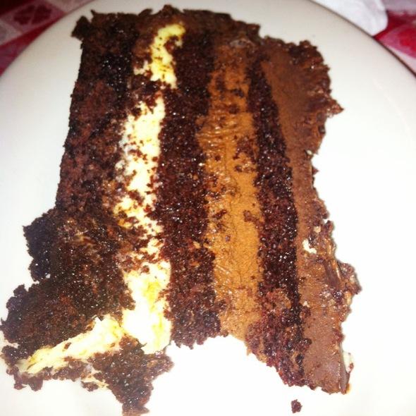 Dame Chocolat Cake @ Extraordinary Desserts