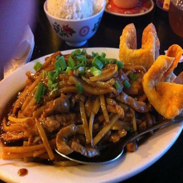 Pork In Peking Sauce @ Taste of Asia