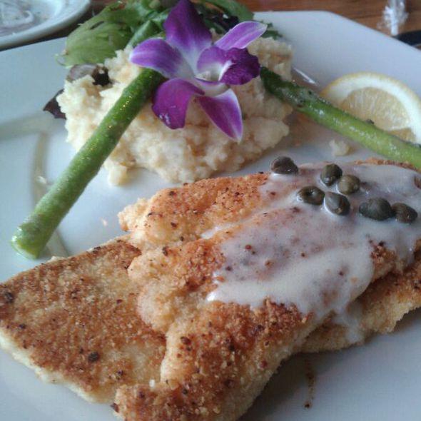 Filet Of Sole - Harpoon Henry's Seafood Restaurant, Dana Point, CA