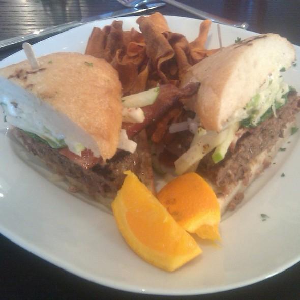 Kobe Beef Burger - The Herb Box - DC Ranch, Scottsdale, AZ