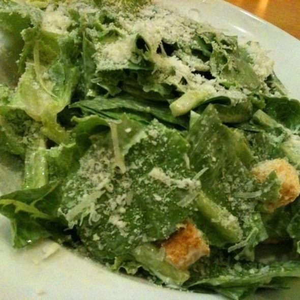 Ceasar Salad @ Tony Roma's @ Siam Paragon