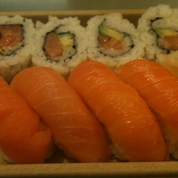 Sushi @ Whole Foods Market - Columbus Circle