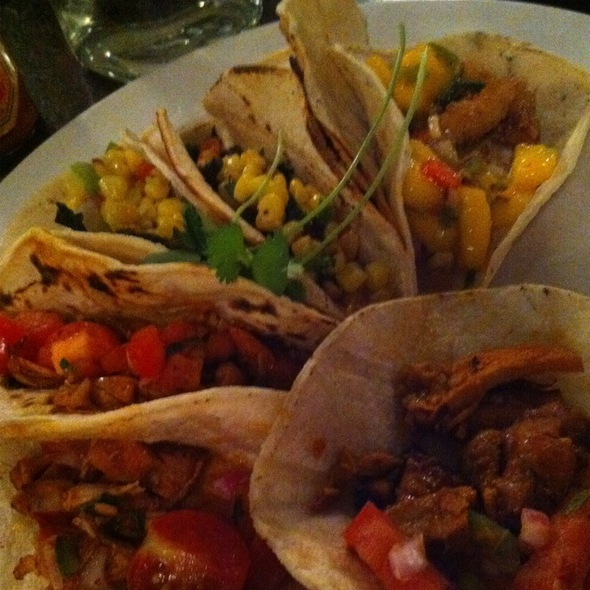 Assorted Tacos @ Tremont 647