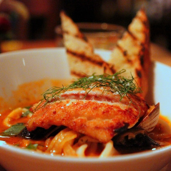 Seafood Brodetto - Nostrano, Madison, WI