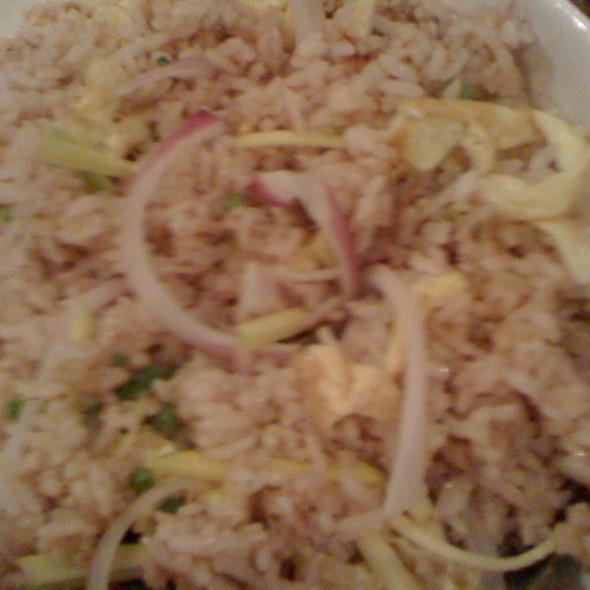 Bagoong Rice @ Mesa