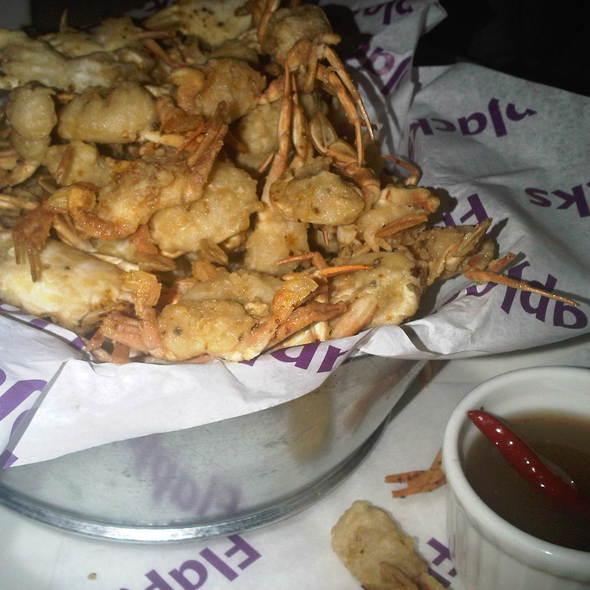 Crispy Crablets @ FlapJacks