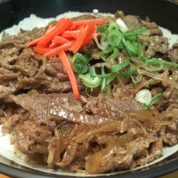Image Gallery sukiyaki don
