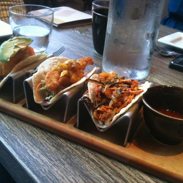 Taco Combination  @ Tokio Pub
