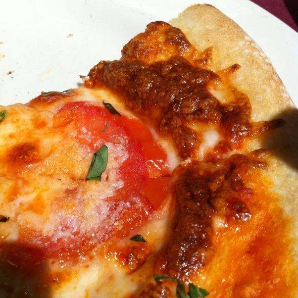 Pizza Margherita - Caffe Delucchi, San Francisco, CA