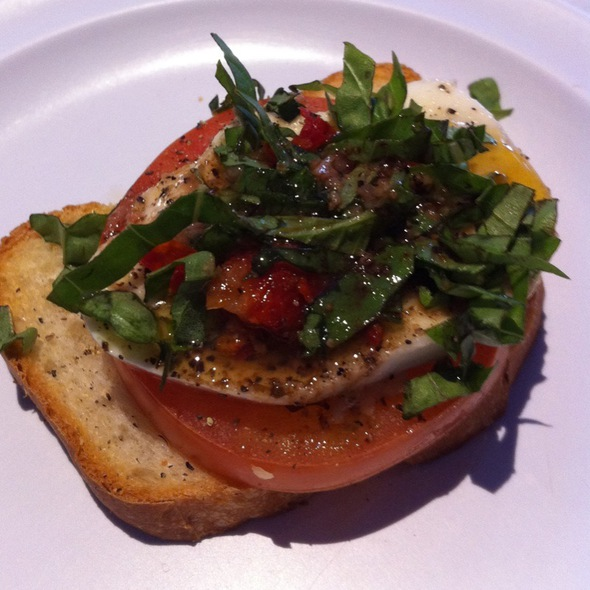 Bruschetta @ Uncle Tony's Italian Cuisine