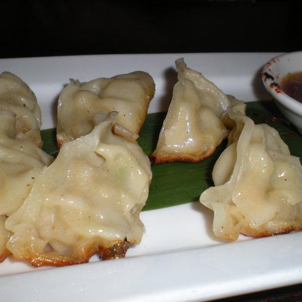 Pork Gyoza @ Pure Sushi