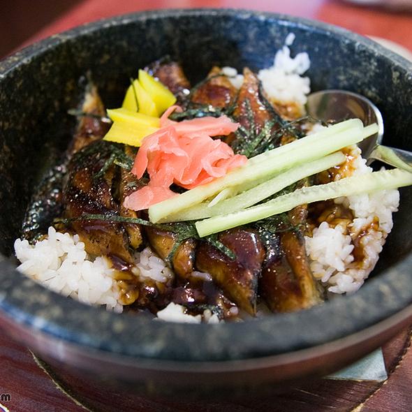 Unagi Donburi @ Yakko Sushi