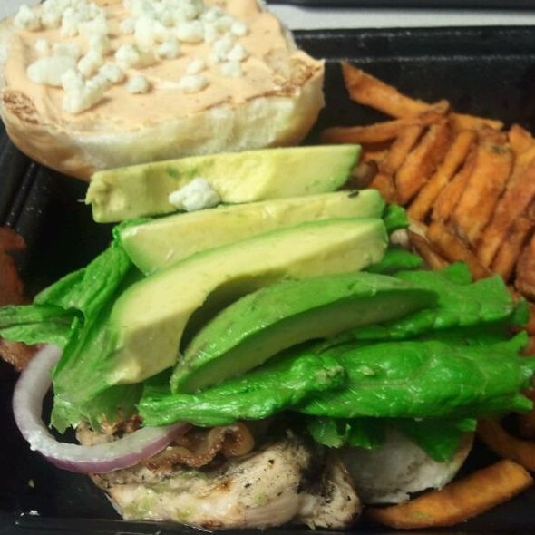 Cobb Grill Chicken Sandwich