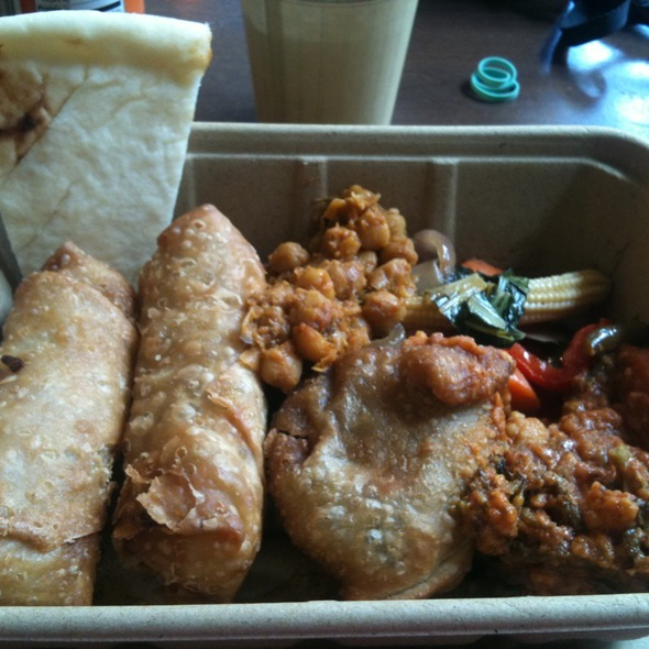 Indian Buffet @ Whole Foods Market - Upper West Side