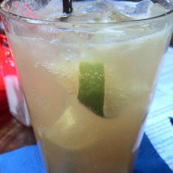 Caipirinha @ El Jardin Tequila Bar & Restaurant