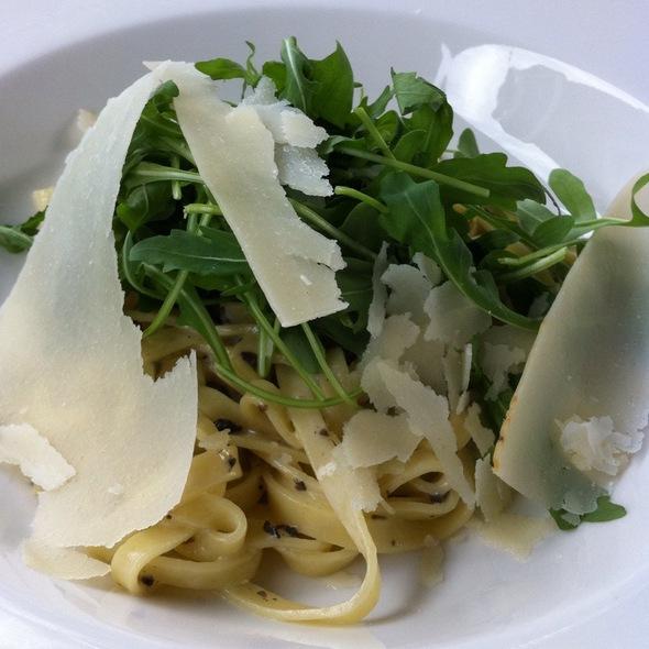 Truffle pasta @ De Gouden Leeuw, Vessem