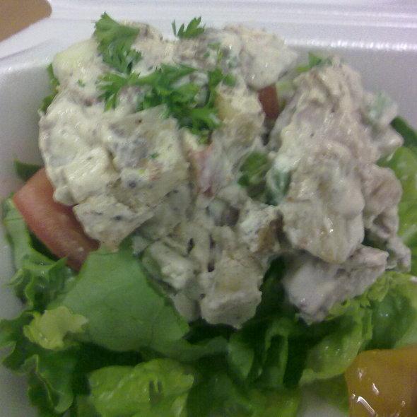 Grilled Steak & Potato Salad