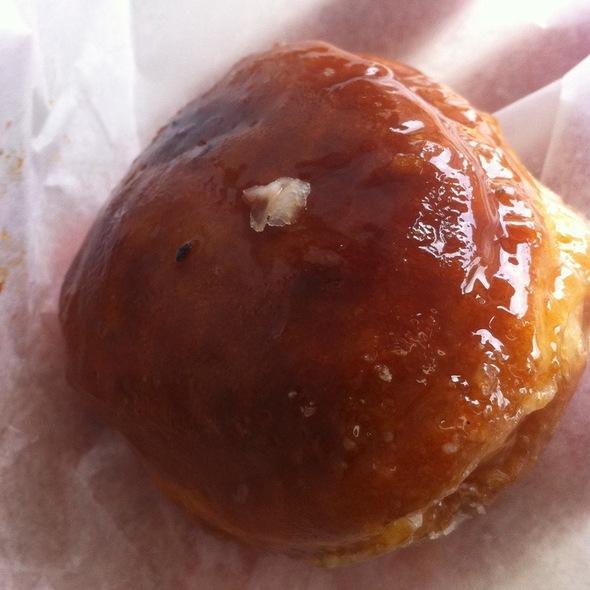 Creme Brulee Doughnut @ Doughnut Plant