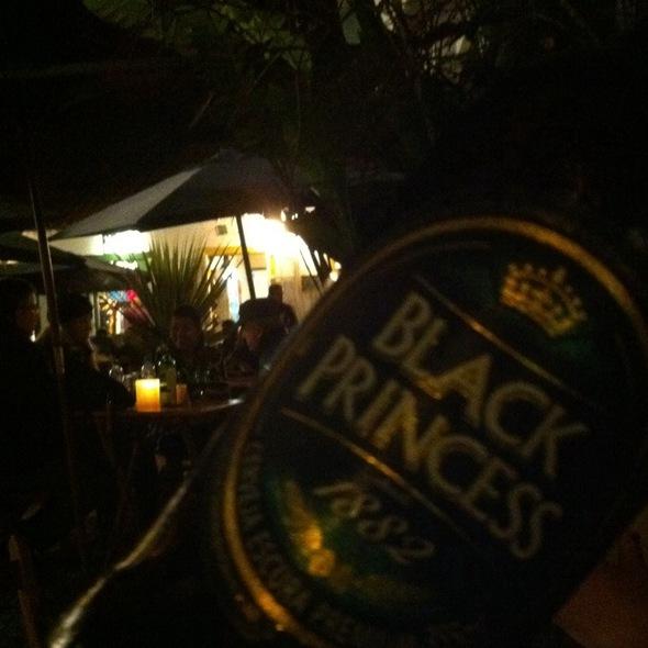 Black Princess @ Queijaria & Cervejaria