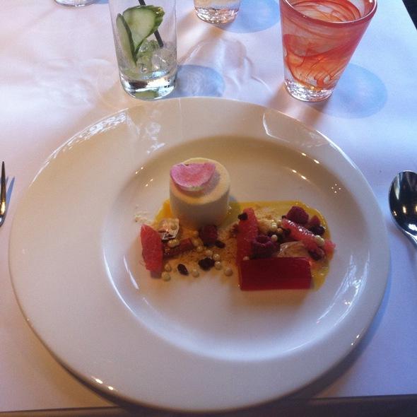 Aphrodite Dessert @ The Press Club Restaurant & Bar