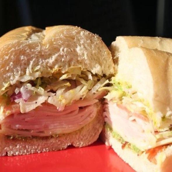 Big Jim Sandwich @ C's Ice Cream & Deli