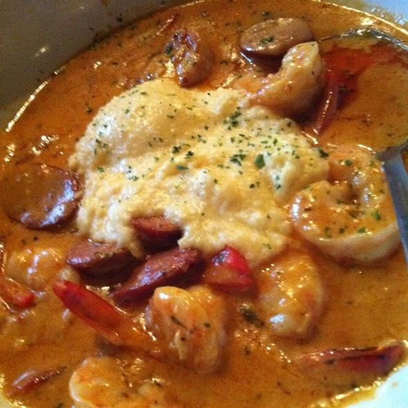 Shrip And Grits - Boar's Head Grill and Tavern, Savannah, GA