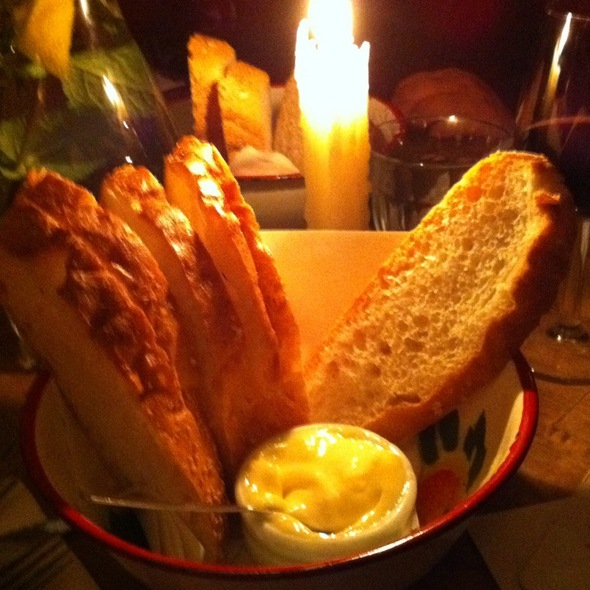 Bread With Aioli