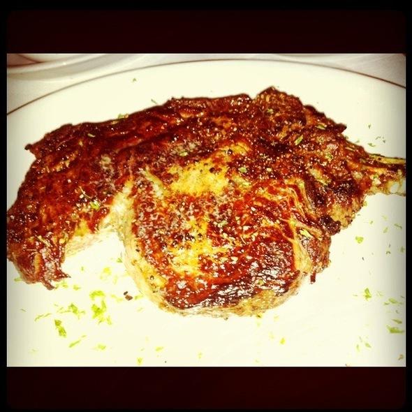 Prime Bone-In Ribeye - Fleming's Steakhouse - San Diego, San Diego, CA