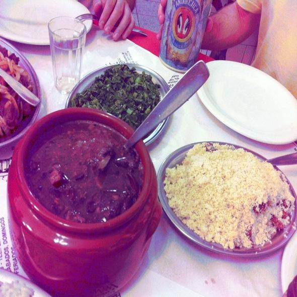 Feijoada @ Bar Do Mineiro