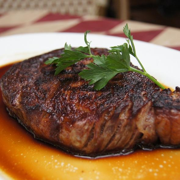 Delmonico Steak - Rosebud Prime, Chicago, IL