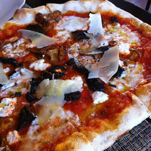 Hayes Pizza - Ristobar, San Francisco, CA