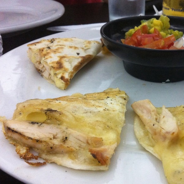 Quesadillas @ Maranello Terraza