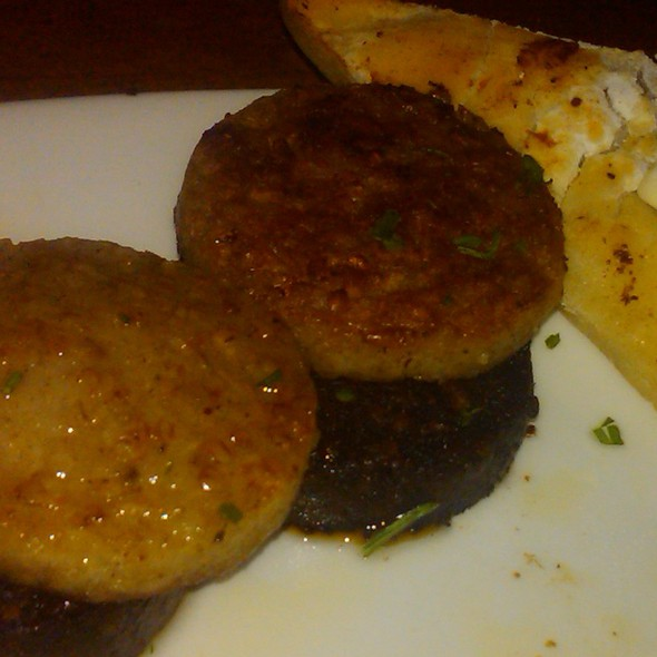 Black Pudding @ Fado Irish Pub & Restaurant