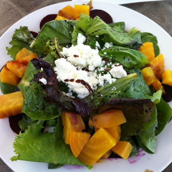 Beet Salad - Bird Restaurant, Denver, CO