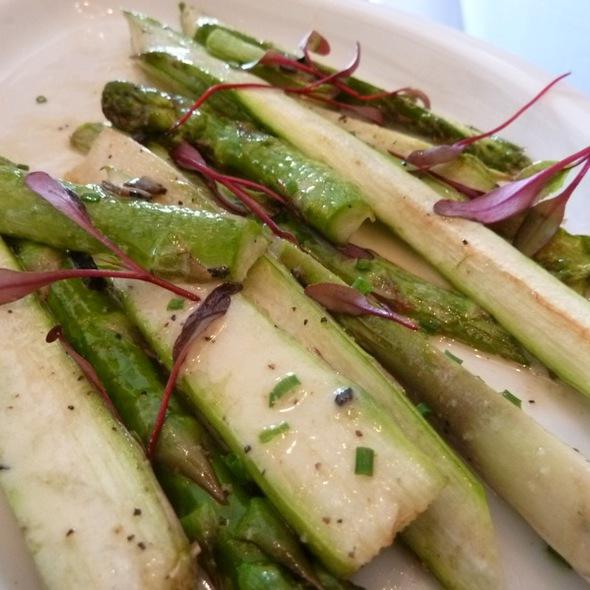 Grilled Asparagus - BG - Bergdorf Goodman, New York, NY