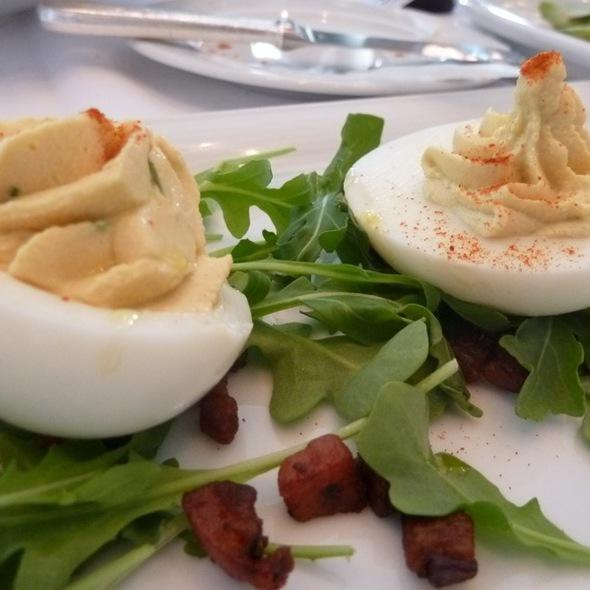 Deviled Eggs - BG - Bergdorf Goodman, New York, NY