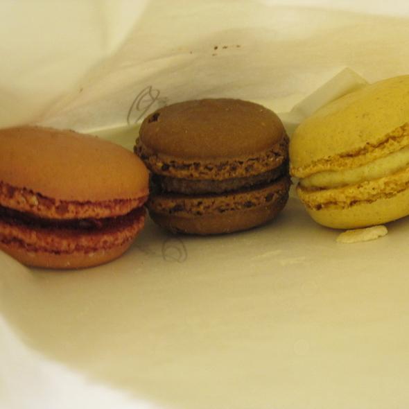Macarons @ Princi
