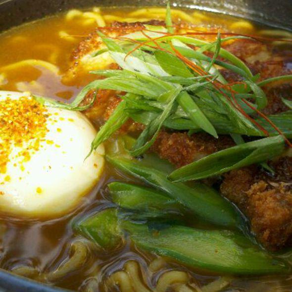 Tonkatsu Curry Ramen