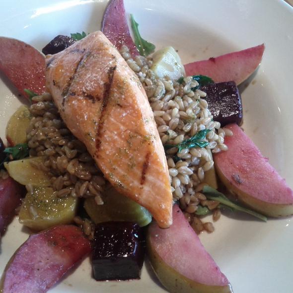 Farro Salad @ 50 North