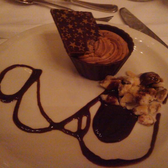 Chocolate Mousse @ The Crane