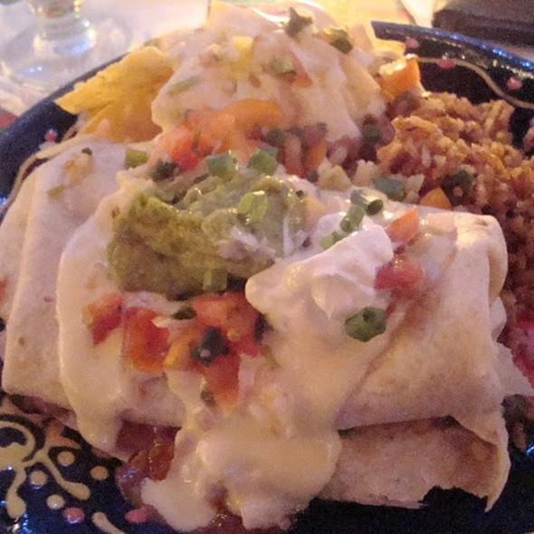 Burrito @ Cafe Sol