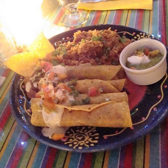 Tacos @ Cafe Sol